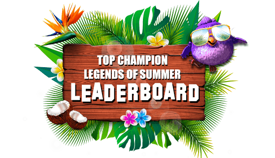 Legends of Summer Leaderboard
