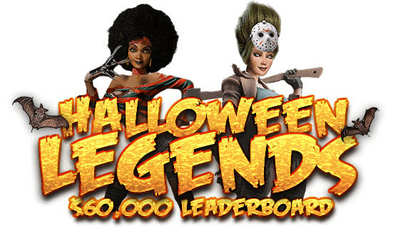 $60,000 Halloween Legends Leaderboard