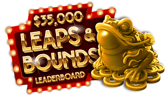 $35,000 Leaps & Bounds Leaderboard
